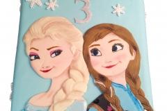Frozen (23x33 cm)